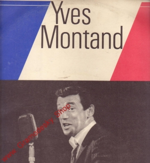 LP Yves Montand, 1968, 1130208