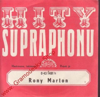 SP Rony Marton, 1973 Hastrmane, tatrmane