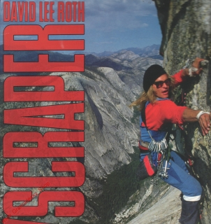 LP David Lee Roth, Skyscraper, 1988