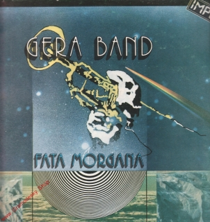 LP Gera Band, Fata Morgana, 1986, Panton
