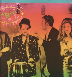 LP Cosmic Thing The B 52's, 1989, Popron