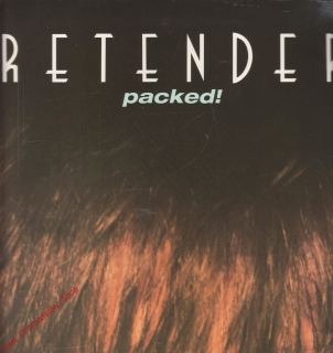 LP Pretenders, packed, 1990, Popron