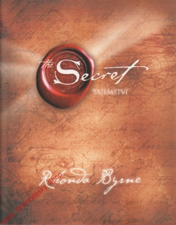 The Secret -Tajemství / Rhonda Byrne, 2008