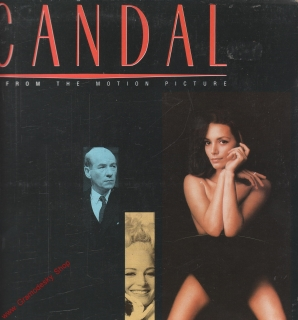 LP Scandal, Music From The Motion Picture, 1989, Enigma