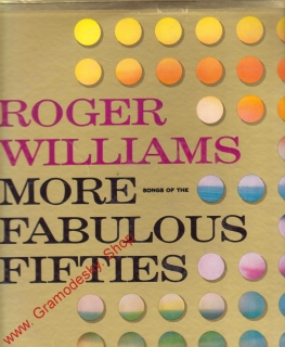 LP Roger Williams, More Fabulous Fifties, KL 1130 Kapp