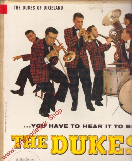 LP The Dukes Of Dixielend, you have to hear it to believe it! Audio Fidelity USA