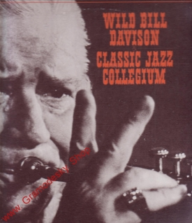LP Wild Bill Davison, Classic Jazz Collegium, 1977