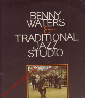 LP Benny Waters, Traditional Jazz Studio, 1976