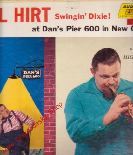 LP Al Hirt Swingin´Dixie! at Dan´i Pier 600 in New Orliens, 1958