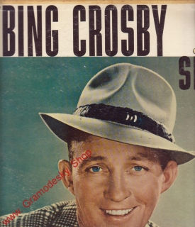 LP Bing Crosby, sings, vocal eith orchestra, USA, VL 3603