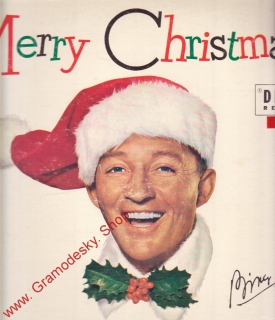 LP Bing Crosby, Merry Christmas, DL 8128