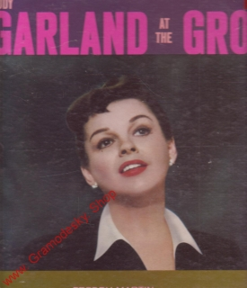 LP Judy Garland at the Grove, with Freddy Martin, T 1118, Capitol