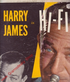 LP Harry James in Hi-Fi, 1955, W 654, Capitol