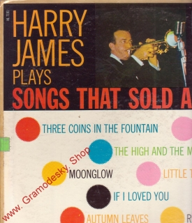 LP Harry James Plays Songs That Solid a Million, HL 7191, Columbia