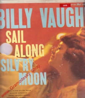 LP Billy Vaughn Sail Along Silv´ry Moon, DLP 3100, DOT