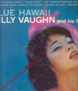 LP Blue Hawaii, Billy Vaughn and his Orchestra, DLP 3165 DOT