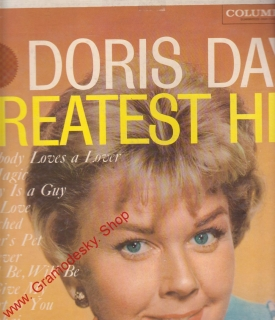 LP Doris Day´s, Greatert Hits, CL 1210, Columbia