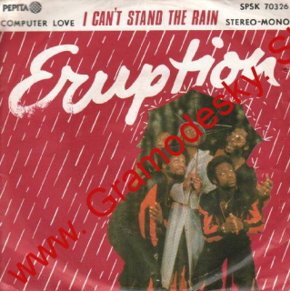 SP Eruption, I Can't Stand The Rain, 1978