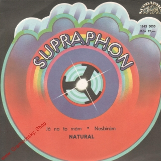 SP Natural, Já na to mám, Nesbírám, 1977, 1143 3055