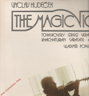 LP The Magic Violin / Václav Hudeček, 1990, 11 0790 1
