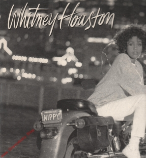 LP Whitney Houston, I'm Your Baby Tonight, 1990, 211 039, MultiSonic
