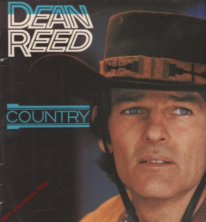 LP Dean Reed, Country, 1981, 1113 3067 ZA