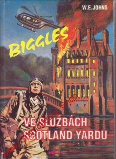 Biggles ve službách Scotland Yardu / W. E. Johns, 1993
