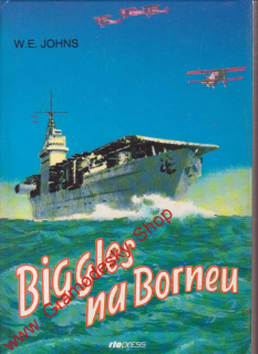 Biggles na Borneu / W. E. Johns, 1993