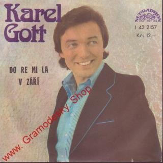 SP Karel Gott, Do Re Mi La, V září, 1977, 1 43 2157