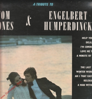 LP A Tribune To Tom Jones a Engelbert Humperdinck, DEA 1003
