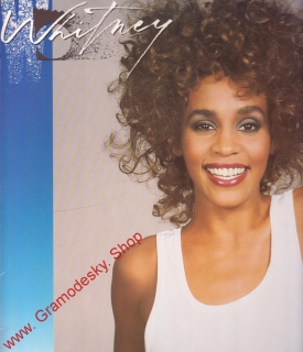 LP Whitney Houston, 1987 Ariata Records, Italy, 208 141