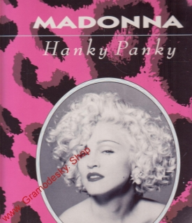 LP Madonna, Hanky Panky, Bare Bottom Twelve Inch Mix, 1990, Germany