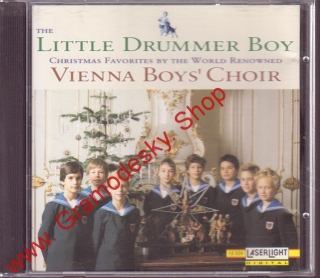 CD The Little Drummer Boy, Vienna Boy´s  Chor, 1997 Christmas Favorites Song´s