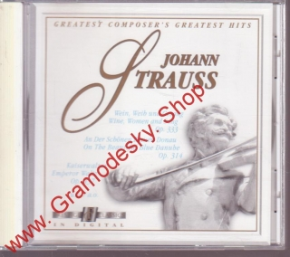 CD Johan Strauss, Greatest Hits, 1994