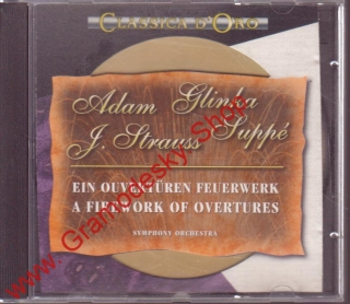 CD Adam, Glinka, Joh. Strauss, Suppé, 1994