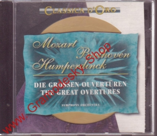 CD Mozart, Beethoven, Humperdinck, 1994