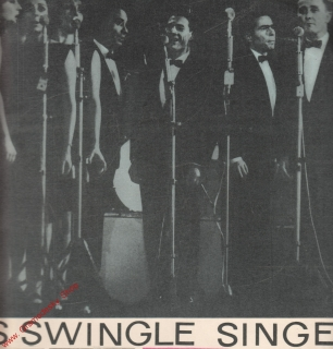 LP Les Swingle Singers, J. S. Bach, 1967, 145 0103