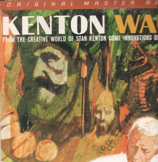 LP Kenton Wagner, From The Creative World Of Stan Kenton Come Innovations On Gre