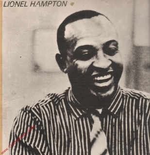 LP Lionel Hampton, Jazz 8 50 4858, Amiga, 1976