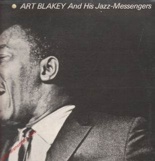 LP Art Blakey And His Jazz Messengers, 8 50 486 Amiga, 1976