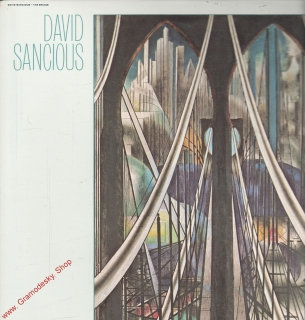 LP David Sancious, The Bridge, 1981, Elektra Musican