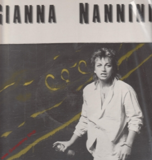 LP Gianna Nannini, 1982, Dishi Ricordi, Italien