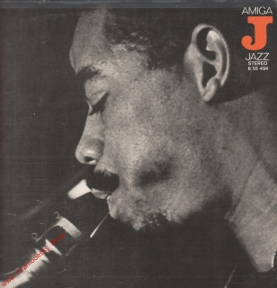 LP Eric Dolphy, Jazz, stereo 8 55 494 Amiga