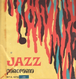 LP Jazz Panorama, BTA 1379, BalkanTon