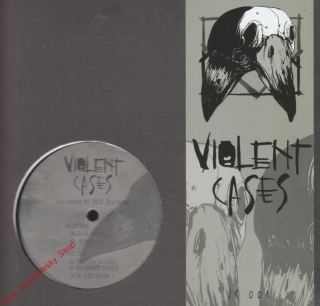 "12"" Violent Cases 001, All Tracks by Acid Division, 4 Tracks, 33 rpm"
