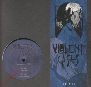 "12"" Violent Cases 002, All Tracks by Emel, 4 Tracks, 33 rpm"