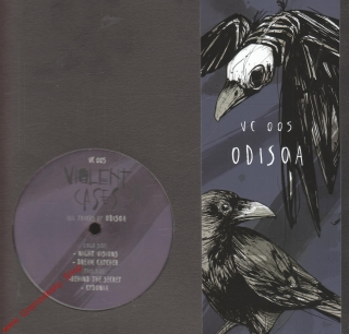 "12"" Violent Cases 005, All Tracks by Odisoa, 4 Tracks, 33 rpm"