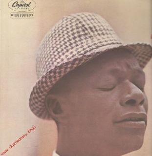 LP Nat King Cole, The Very Thought Of You, Capitol Records