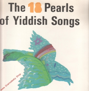 LP Thze 18 Pearls of Yiddish Songs, Yaacov Shapiro, PolJazz PSJ 215