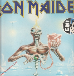 LP Iron Maiden, Seventh Son of a Seventh son, 1988, Emi Records